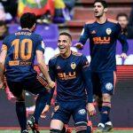 Valencia giành vé cuối cùng của La Liga dự Champions League