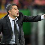 HLV Valverde nhắc lại trận thua Roma để cảnh tỉnh Barca