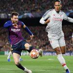 Van Dijk: 'Thật dễ chịu khi không phải gặp Messi mỗi mùa'