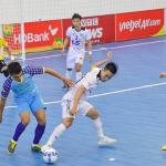 Thái Sơn Nam đại thắng ở lượt 2 giải futsal quốc gia 2019
