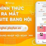 Website Bang Hội thành nơi hội tụ riêng của game thủ Tình Kiếm 3D
