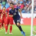 Yoshida: 'Nhật Bản may mắn với bàn thắng vào lưới Việt Nam'