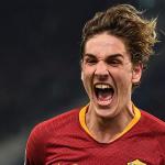 Zaniolo là cầu thủ Italy trẻ nhất lập cú đúp ở Champions League