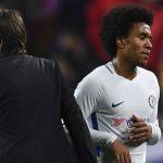 Willian ca ngợi HLV Sarri, ngầm chê lối chơi thời Conte