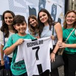 Ronaldo ra mắt Juventus một ngày sau chung kết World Cup 2018