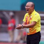 VFF không vội gia hạn hợp đồng với HLV Park Hang-seo