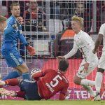 Em trai Gotze khiến Bayern phải chia điểm ở Bundesliga