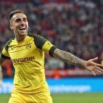 Dortmund mua đứt hợp đồng của Alcacer từ Barca