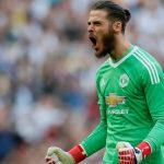 De Gea từ chối nói về gia hạn hợp đồng với Man Utd