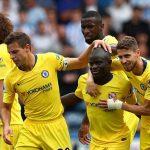 Chelsea giữ đỉnh bảng Ngoại hạng Anh sau chiến thắng đậm