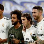 Real áp đảo đội hình tiêu biểu của UEFA năm 2018