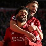 Salah ghi dấu ba bàn, Liverpool chiếm ngôi đầu Ngoại hạng Anh