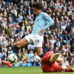 Man City thắng đậm tân binh, bám sát Chelsea và Liverpool