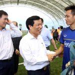 HLV Park Hang-seo chọn Văn Quyết làm thủ quân Olympic Việt Nam
