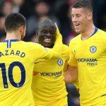 Chelsea bỏ cách Arsenal năm điểm