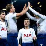 Tottenham thắng sáu bàn trước Everton