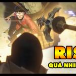 """Không ngờ Riot Games lại gửi gắm quá nhiều thông điệp trong """"RISE"""" bài hát chủ đạo của CKTG 2018"""