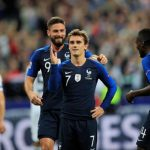 Pháp đẩy Đức đến miệng vực xuống hạng ở Nations League