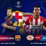 Hàng loạt trận cầu đinh ở lượt hai vòng bảng Champions League