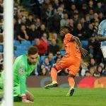 Man City thua trận ra quân Champions League