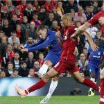 Hazard ghi bàn, Chelsea loại Liverpool khỏi Cup liên đoàn