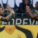 Dortmund thắng 4-3 nhờ pha làm bàn ở phút bù giờ thứ sáu