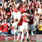 Bàn phản lưới giúp Arsenal có chiến thắng thứ bảy liên tiếp