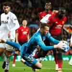 Man Utd để Valencia cầm chân ngay tại Old Trafford