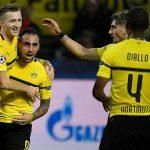 Dortmund dìm Monaco vào sâu khủng hoảng