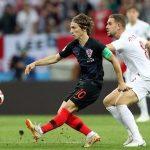 Báo Anh: 'Ma thuật của Modric khiến các cầu thủ Anh mất tập trung'