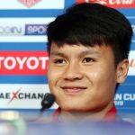 Quang Hải: 'Việt Nam lạc quan trước trận đấu Iran'
