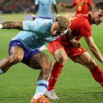 Bỉ duy trì thành tích 20 năm bất bại trước Hà Lan