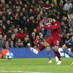 Salah đưa Liverpool lên đầu bảng Champions League