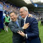 Ranieri tri ân cố Chủ tịch Leicester