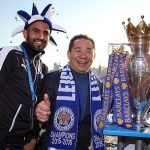 Mahrez xem cố Chủ tịch Leicester như người cha
