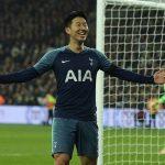 Son Heung-min đưa Tottenham vào tứ kết Cup Liên đoàn