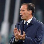 Allegri: 'Juventus đáng lẽ phải ghi bốn bàn vào lưới Man Utd'
