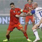 Bỉ thắng trận thứ ba liên tiếp ở Nations League