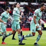 Arsenal áp sát Top 4 nhờ trận bất bại thứ 17 liên tiếp