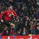 Bàn thắng phút bù giờ đưa Man Utd vào vòng 1/8