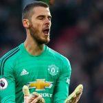 Man Utd kích hoạt điều khoản gia hạn hợp đồng với De Gea