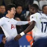Son Heung-min giúp Tottenham đòi lại vị trí thứ ba