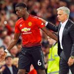 Pogba: 'Mourinho đã đùa nhầm người'