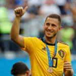 Eden Hazard: 'Tôi chưa bao giờ thi đấu vì các danh hiệu cá nhân'