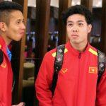Tuyển Việt Nam có mặt tại Dubai, chuẩn bị đấu Jordan