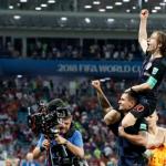 Modric: 'Croatia có đủ tố chất để trở thành nhà vô địch World Cup'