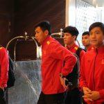 Việt Nam phải đổi khách sạn trước trận tứ kết Asian Cup