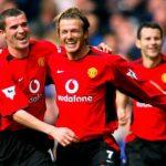 Cole xếp Beckham trên Ronaldo ở đội hình tiêu biểu Man Utd