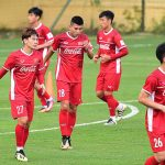 HAGL có chín cầu thủ lên tuyển U22 Việt Nam