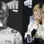 Deft bật khóc xin lỗi đồng đội sau thất bại trước DWG